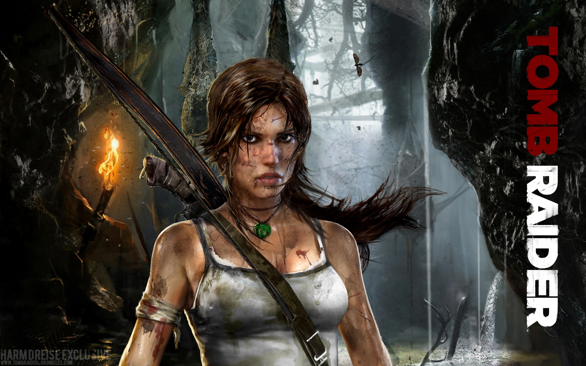 tomb raider single player review xbox my view screen. Black Bedroom Furniture Sets. Home Design Ideas