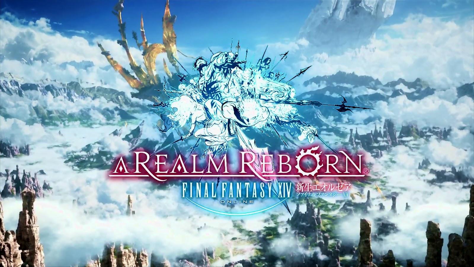 Final Fantasy XIV Preview | My View Screen
