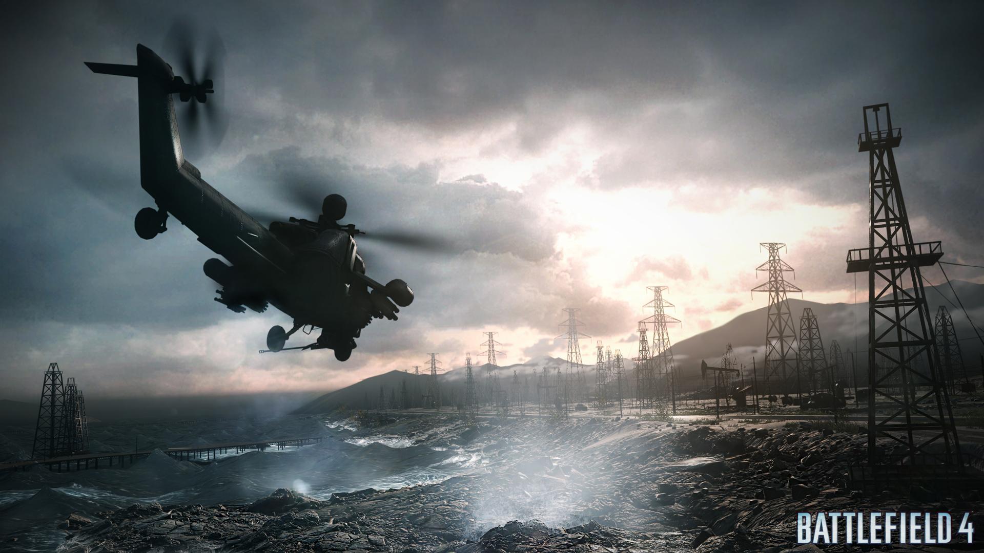 Bfchopper Bf4 White Screen Of Death