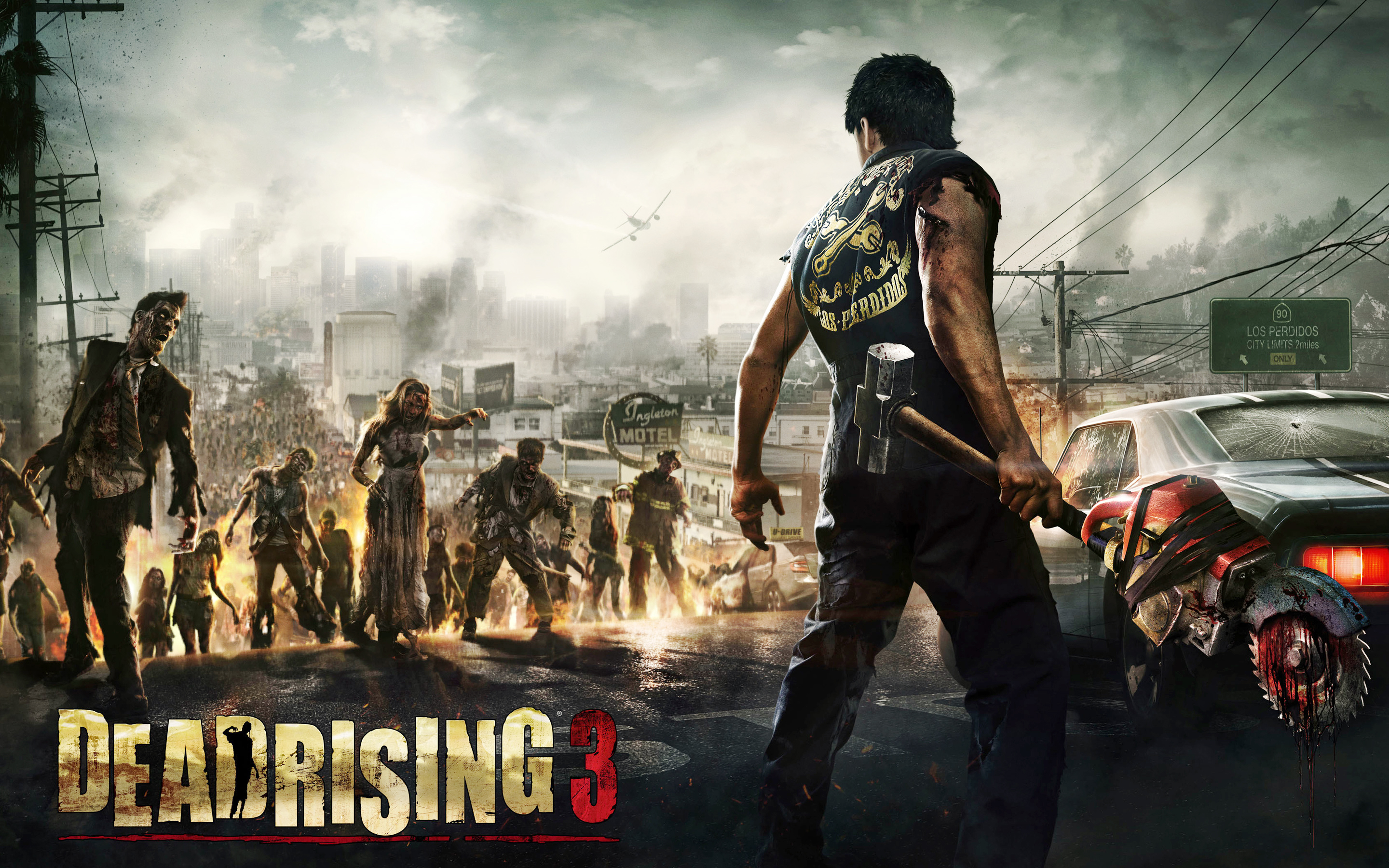 Dead rising 3 review xbox one my view screen dead rising 3 review xbox one malvernweather Choice Image